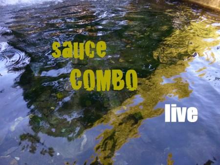 """"""" Sauce Combo """" jazz trio"""